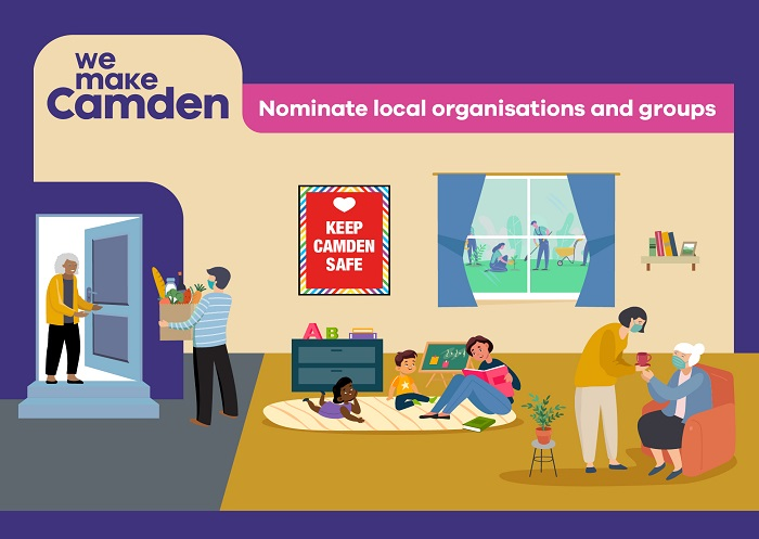 We make Camden nominations