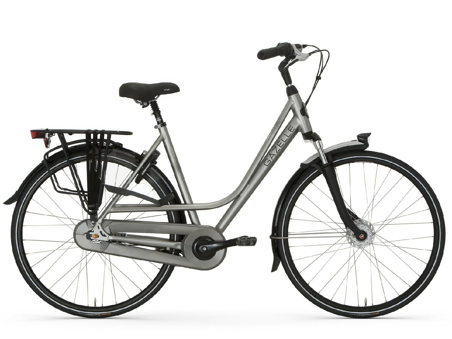 Gazelle Paris bike