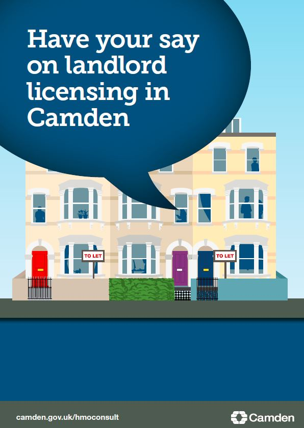 Have your say on Landlord licensing image and link