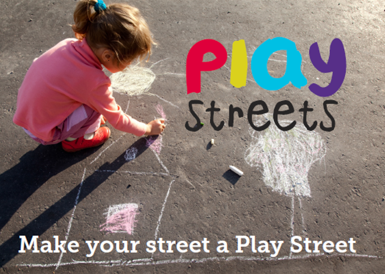 Make your street a Play Street