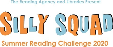 Silly Squad, Summer Reading Challenge logo