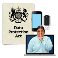 picture of data protection act