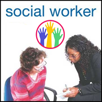 leaflet for social worker