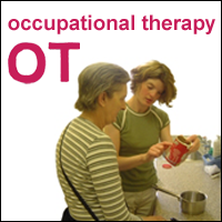 leaflet for occupational therapy