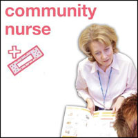 leaflet for community nurse