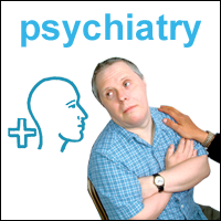 leaflet for psychiatry