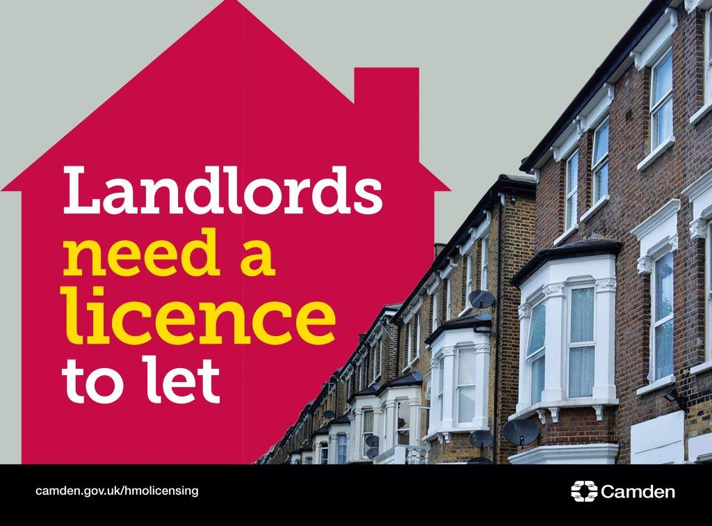 Landlords need a licence to let image