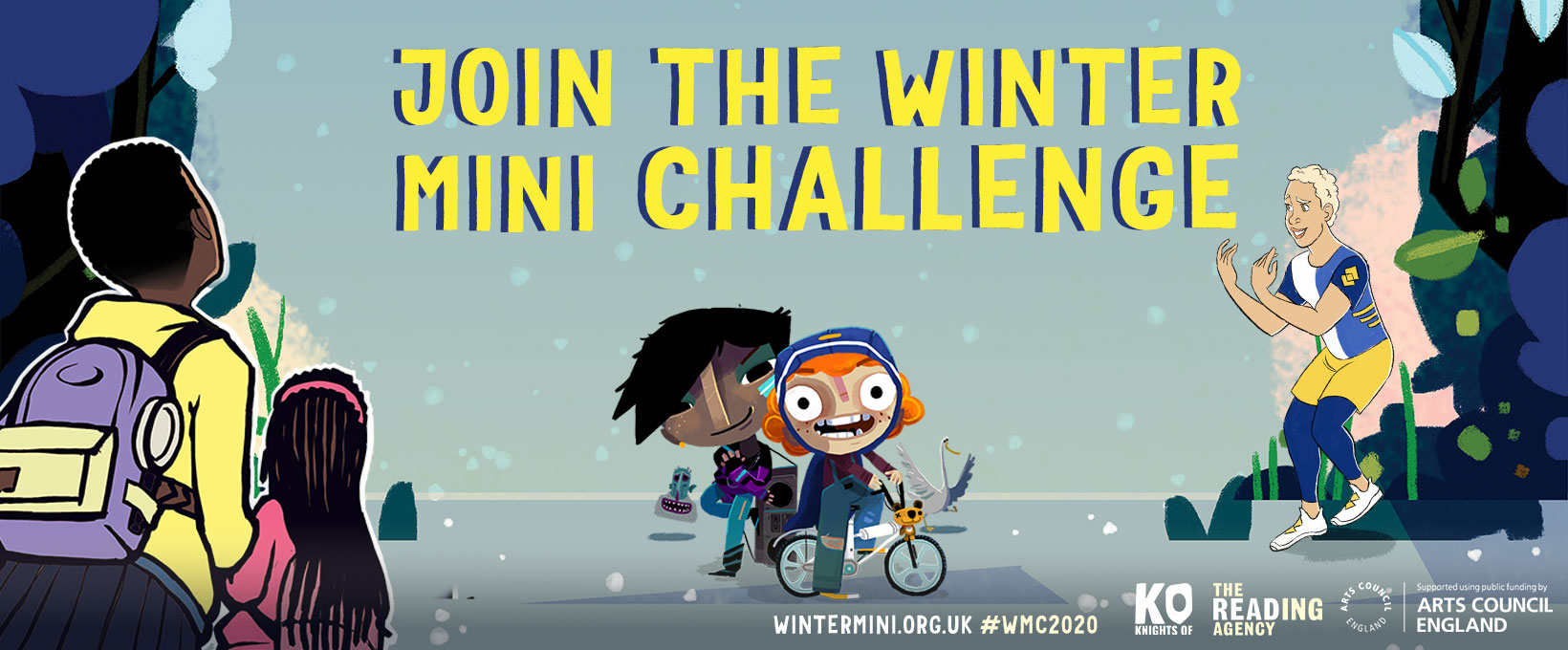 Join the Winter Mini Challenge - banner