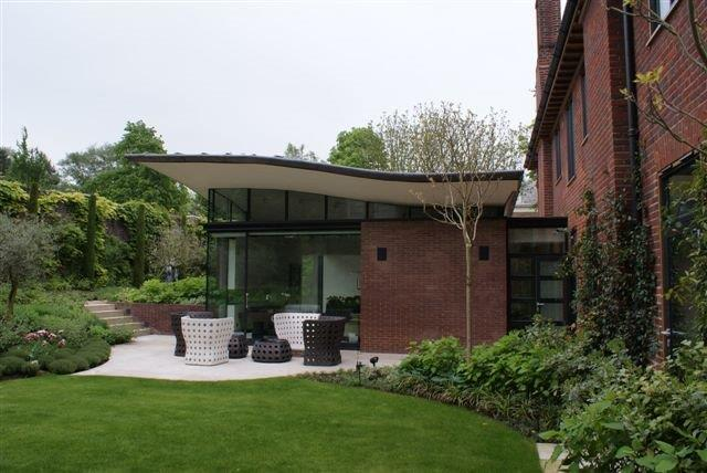 Extensions and alterations award winner, house in Hampstead