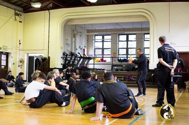 SAS Martial Arts Academy